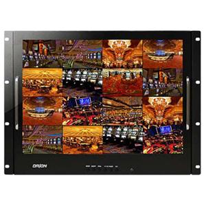 "ORION Images 19RCR 19"" SXGA LCD Monitor - 5:4 - Black"