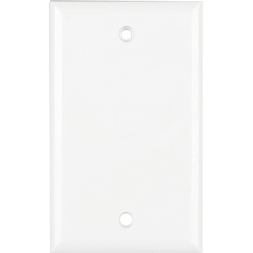 BLANK MID SIZE WHITE PLATES
