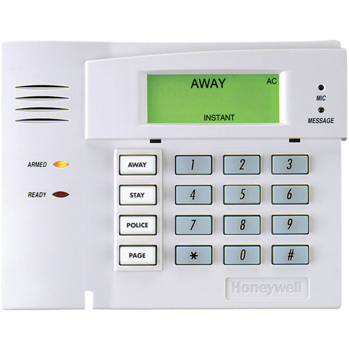 WIRELESS FIXED ENGLISH KEYPAD