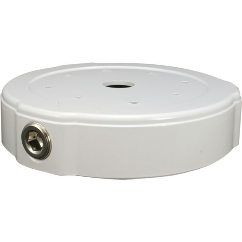 WHT JUNCTION BOX FOR 650 DOMES