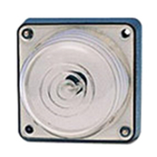 STROBE LIGHT WITH CLEAR LENS