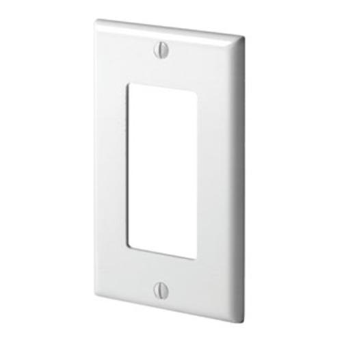 Leviton (80401-00W) Faceplate & Mounting Box