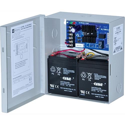 12V POWER SUPLY/CHGR (UL)