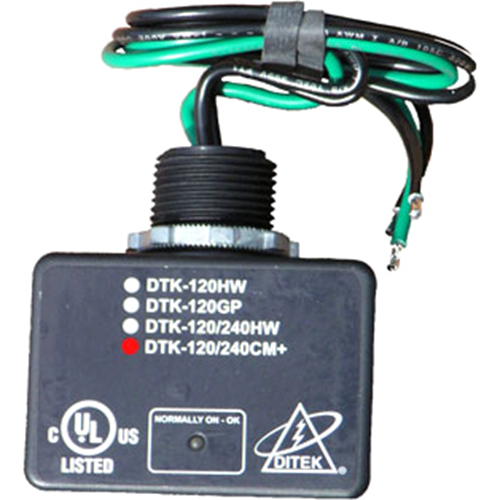 DITEK DTK-120/240CM+ Surge Suppressor
