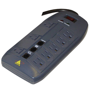 DITEK DTK-8FF 8-Outlets Surge Suppressor