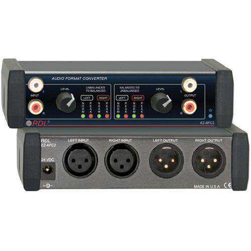 RDL EZ-AFC2 Audio Format Converter