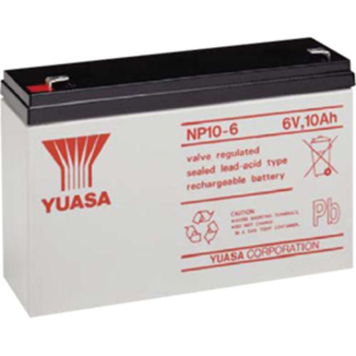 Yuasa NP10-6 General Purpose Battery