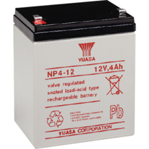Yuasa NP4-12 General Purpose Battery