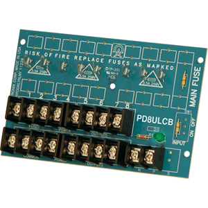 Altronix PD8ULCB Power Distribution Module