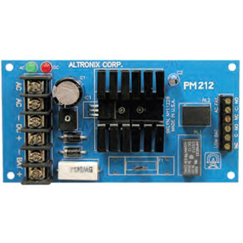 Altronix PM212 Proprietary Power Supply