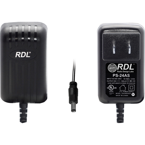 RDL PS-24AS AC Adapter