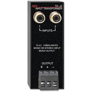 RDL TX-J2 Signal Splitter/Amplifier