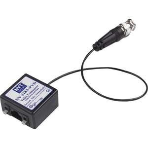 PASSIVE VIDEO TRANSCEIVER W/POWER&DATA CONNECTIONS