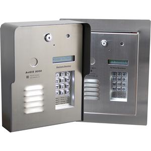 Pach and Company AeGIS 8250P Telephone Entry System