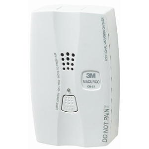 9-32VDC CO DETECTOR UL LISTED PACKS OF 10
