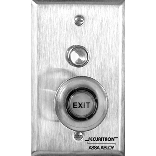 PUSH BUTTON WITH RED AND GREEN BUTTONS WITH RED