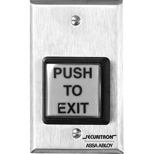 Securitron PB2E Push Button