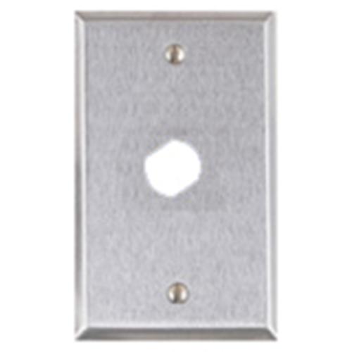 Alarm Controls RP-21 Single Gang Faceplate