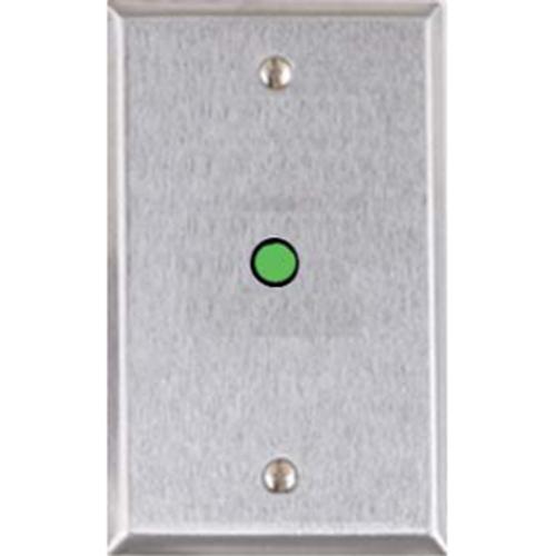 Alarm Controls RP-29 Single Gang Faceplate