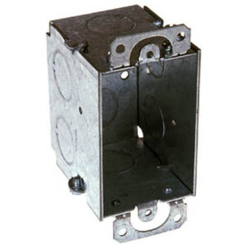 Raco (500) Faceplate & Mounting Box