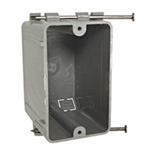 Hubbell 7302RAC Nail-up Style Mounting Box
