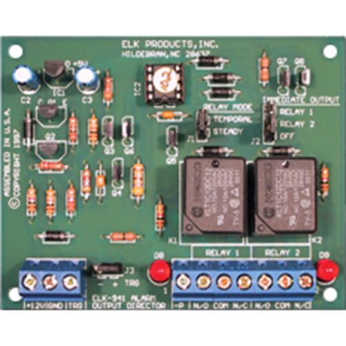 ELK ELK-941 Alarm Output Director Module