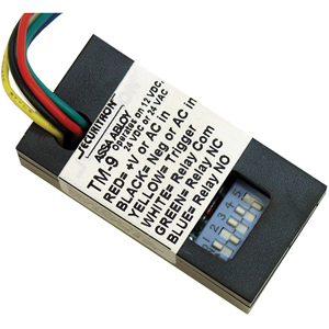 TM-9 DIP SWITCH TIMING 2-36SEC