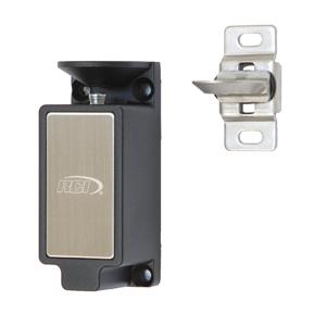CABINET LOCK 3513 12/24VDC BLK