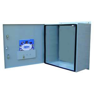 Mier BW-124BP Security Device/Wiring Enclosure