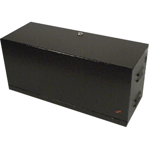 BCA BATTERY CABINET RED