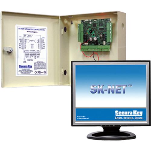 Secura Key SK-NET-MLD-CS10 Software
