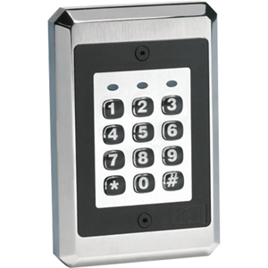 WEATHER RESISTANT KEYPAD
