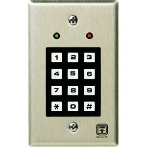 Corby 7020 SA Programmable Keypad Access Device
