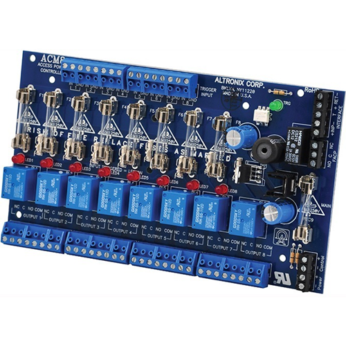 8 CHANNEL POWER CONTROLLER