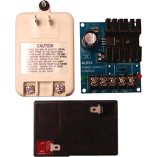 12VDC 1.2AMP-BATTERY/TRANS.KIT