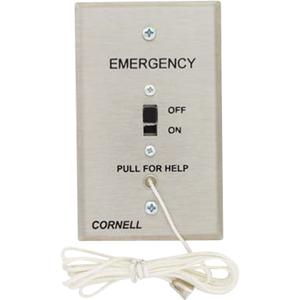 Cornell E-114-1 Cord Pull Station