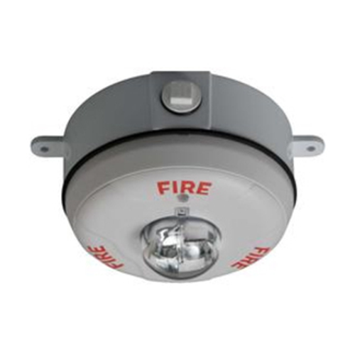 WH OUTDOOR STROBE, CEILING MT