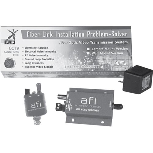 Afi VK-M100 FM Video Transmission Kit