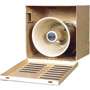 Mier BW-113C Siren/Speaker Enclosure