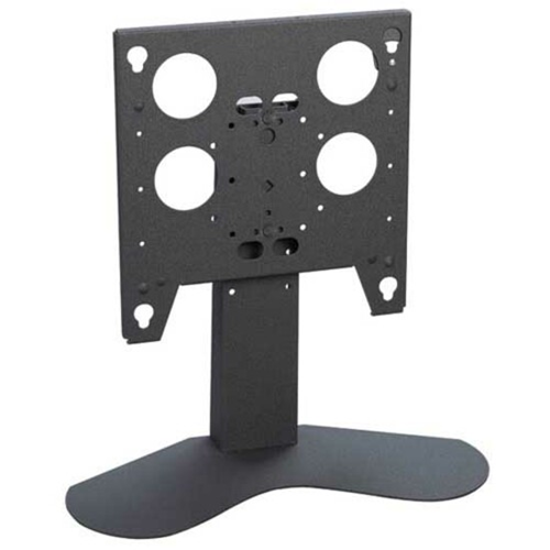 """Up to 50"""" Screen Support - 100 lb Load Capacity - Flat Panel Display Type Supported23.9"""" Width - Desktop - Black"""