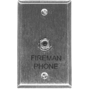 FIRE PHONE JACK SG PLATE