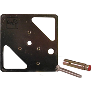 ISN-GMX-P0 mounting plate
