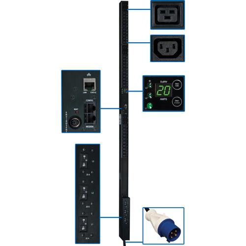 Tripp Lite (PDU3VN3G60) PDU
