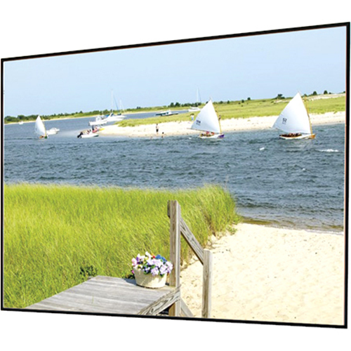 M1300 Clarion Fixed Frame Screen - 67 diagonal 16:10 Ratio Format - Size: 165