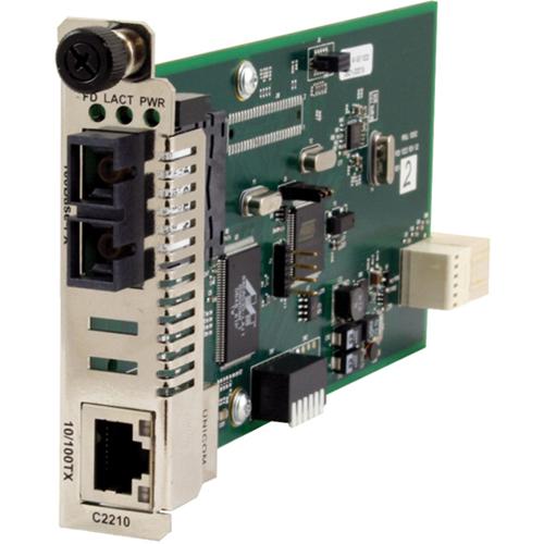 Transition Networks C2210-1039 Media COnverter