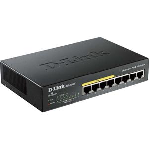D-Link DGS 1008P - Commutateur - non g
