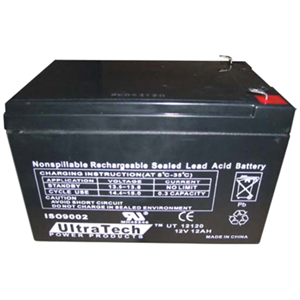 12V 12 AH SEALED LED ACID BATTERY