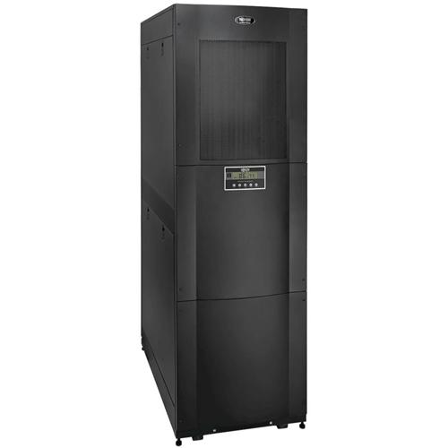 Tripp Lite Rack Cooling / In Row Air Conditioner 33K BTU 208V/240V 50/60Hz - Cooler - 33000BTU/h Cooling Capacity - Black