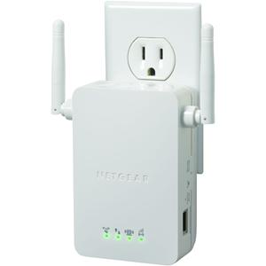 Netgear WN3000RP IEEE 802.11n 54 Mbit/s Wireless Range Extender