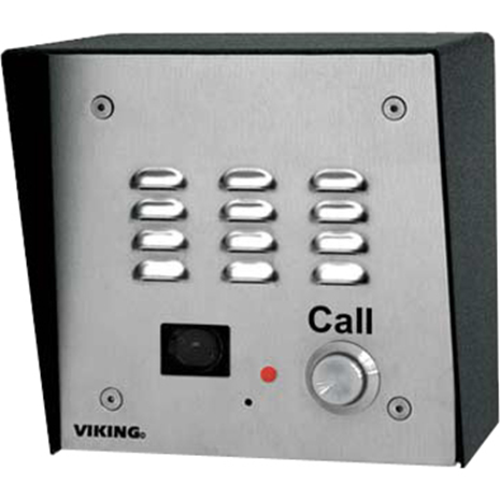 Viking Electronics Handsfree Speaker Phone with Built-In Auto-Dialer and Color Video Camera